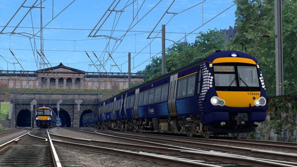 Скриншот №1 к Train Simulator 2021