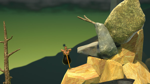 Скриншот №4 к Getting Over It with Bennett Foddy