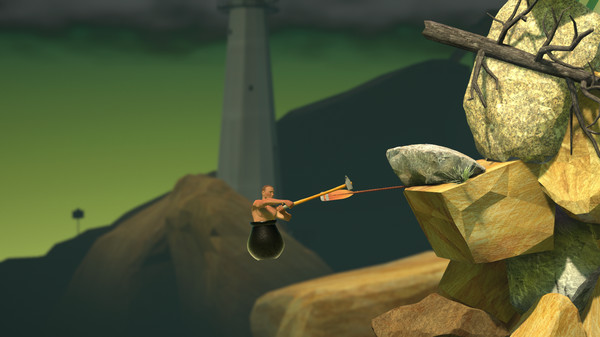 Скриншот №5 к Getting Over It with Bennett Foddy