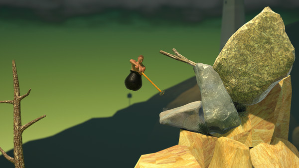 Скриншот №2 к Getting Over It with Bennett Foddy