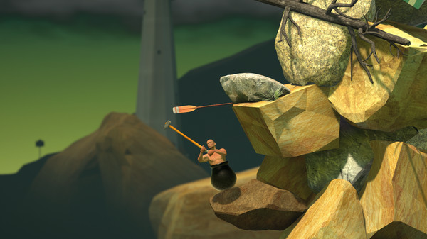 Скриншот №3 к Getting Over It with Bennett Foddy