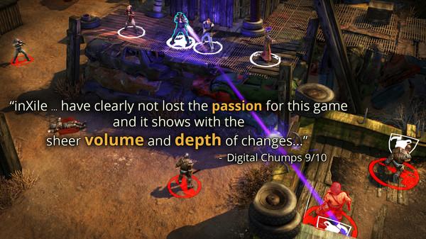 Скриншот №6 к Wasteland 2 Directors Cut