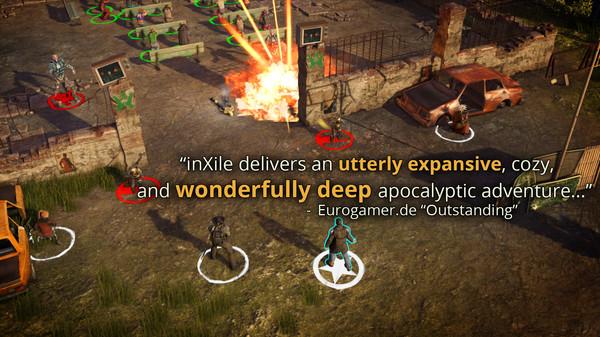 Скриншот №5 к Wasteland 2 Directors Cut