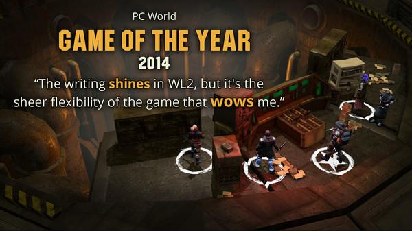Скриншот №1 к Wasteland 2 Directors Cut