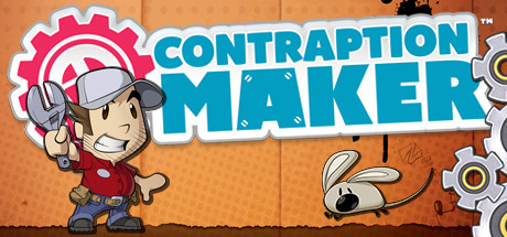 Contraption Maker Cover Image