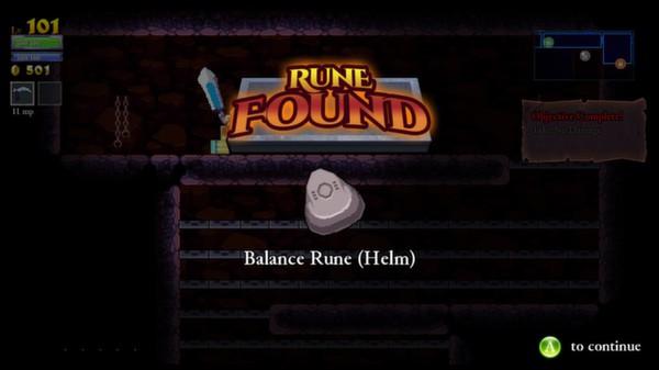 Rogue Legacy скриншот