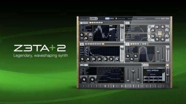 скриншот Z3TA+ 2 1