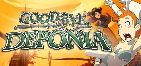 Goodbye Deponia Cover Image