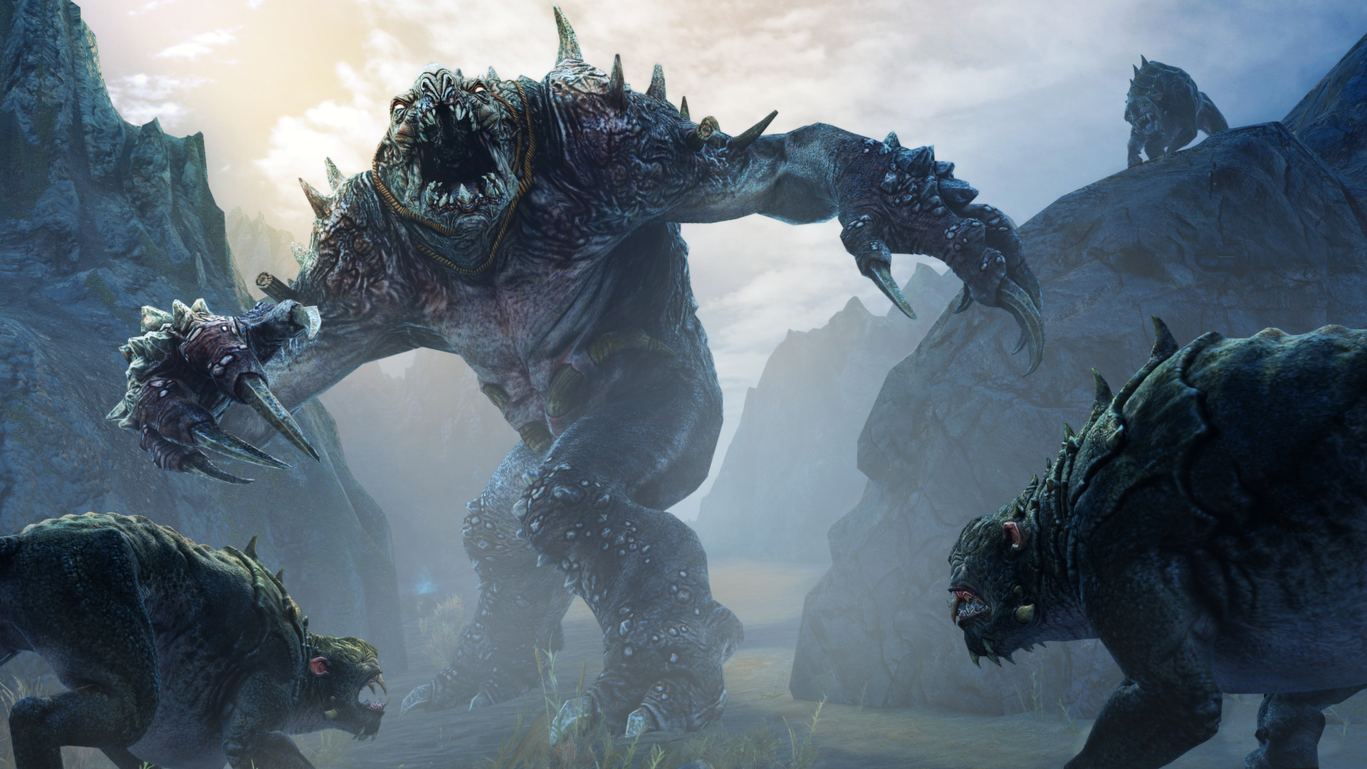Middle-earth : Shadow of Mordor Free Download