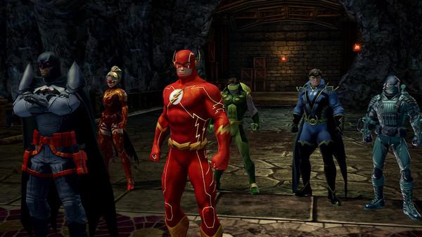 Скриншот №1 к DC Universe™ Online