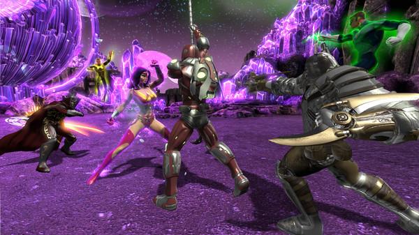 Скриншот №17 к DC Universe™ Online
