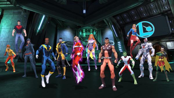 Скриншот №3 к DC Universe™ Online