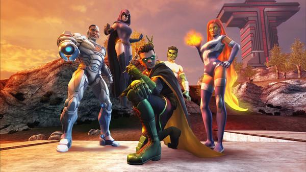 Скриншот №11 к DC Universe™ Online