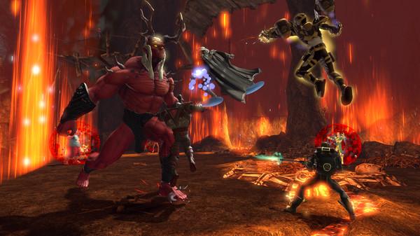 Скриншот №13 к DC Universe™ Online