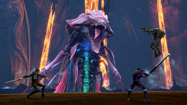 Скриншот №9 к DC Universe™ Online