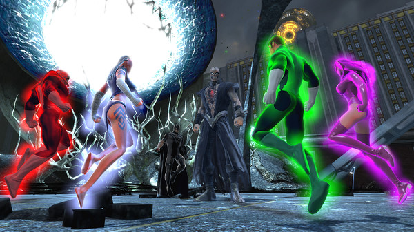 Скриншот №16 к DC Universe™ Online