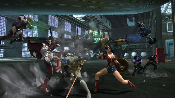 Скриншот №14 к DC Universe™ Online