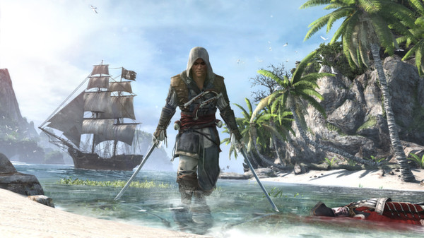 Assassin's Creed IV: Black Flag скриншот
