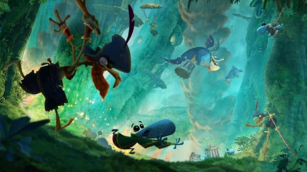 Скриншот №14 к Rayman® Legends