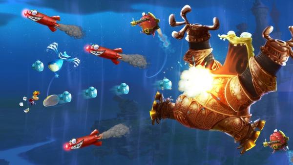 Скриншот №5 к Rayman® Legends
