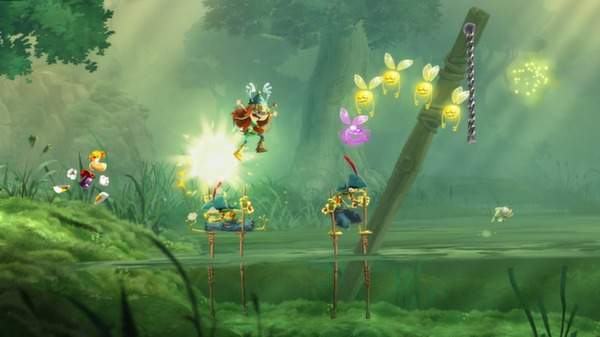 Скриншот №3 к Rayman® Legends