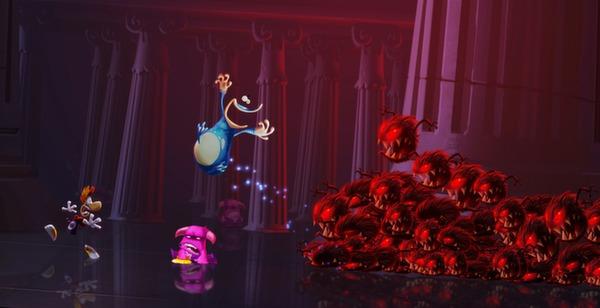 Скриншот №10 к Rayman® Legends