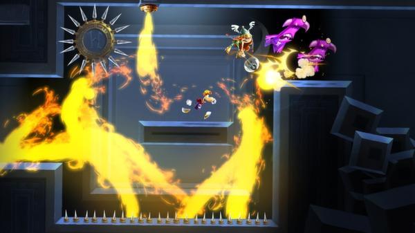 Скриншот №4 к Rayman® Legends