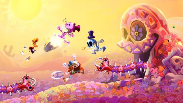 Скриншот №13 к Rayman® Legends