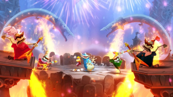 Скриншот №11 к Rayman® Legends