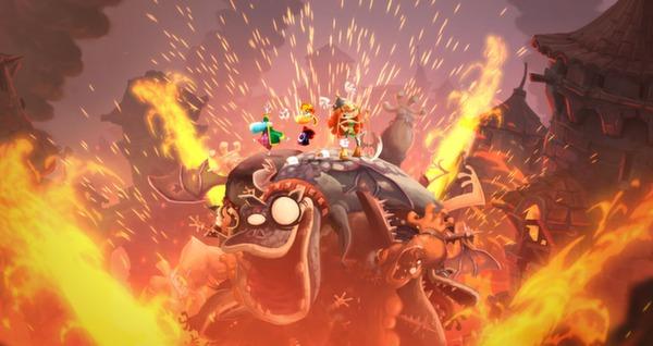 Скриншот №7 к Rayman® Legends
