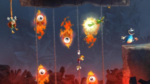 Скриншот №2 к Rayman® Legends