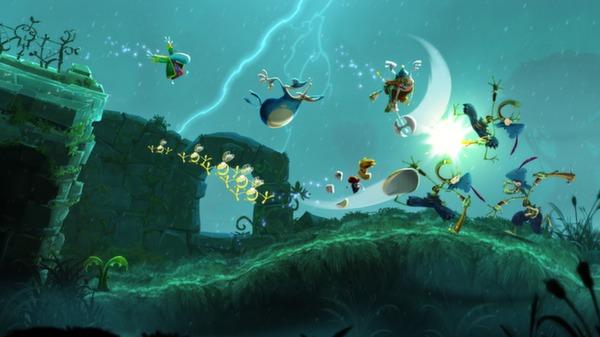 Скриншот №8 к Rayman® Legends