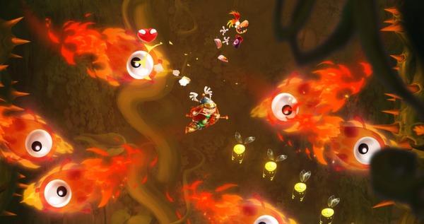 Скриншот №12 к Rayman® Legends