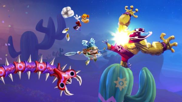 Скриншот №6 к Rayman® Legends