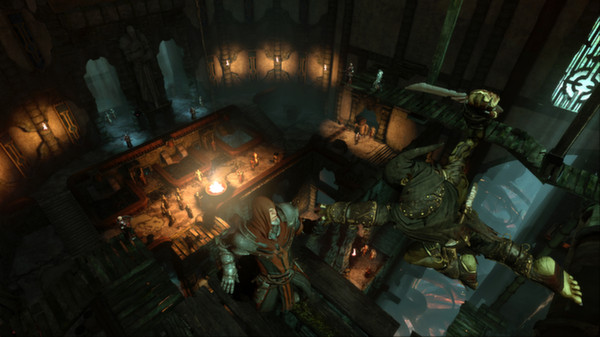 Скриншот №10 к Styx Master of Shadows