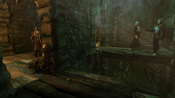 Styx: Master of Shadows скриншот