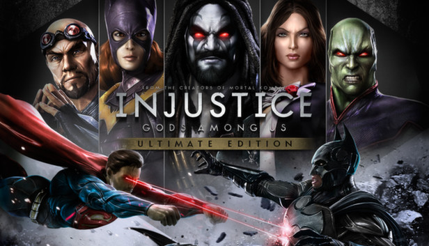 Injustice: Gods Among Us Ultimate Edition on Steam