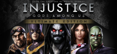 Injustice: Gods Among Us Ultimate Edition Cover Image