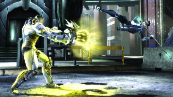 Скриншот №2 к Injustice Gods Among Us Ultimate Edition
