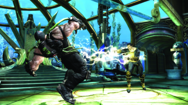 Скриншот №5 к Injustice Gods Among Us Ultimate Edition