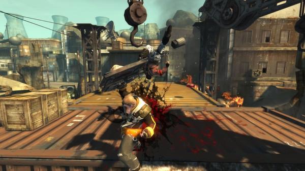 GunZ 2: The Second Duel screenshot