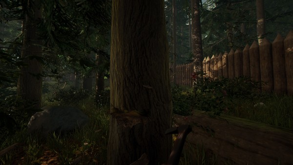 The Forest скриншот