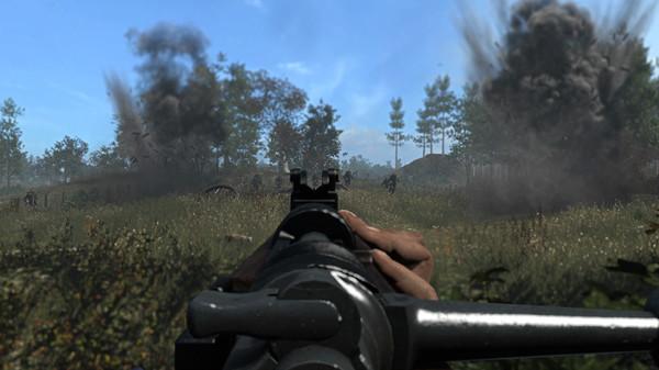 скриншот Verdun 4