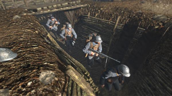 Скриншот №14 к Verdun