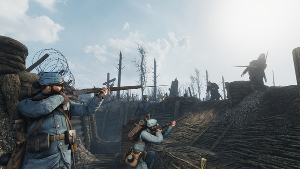 скриншот Verdun 1