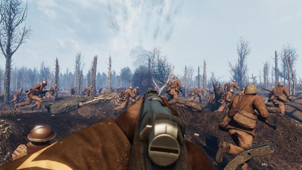 скриншот Verdun 2
