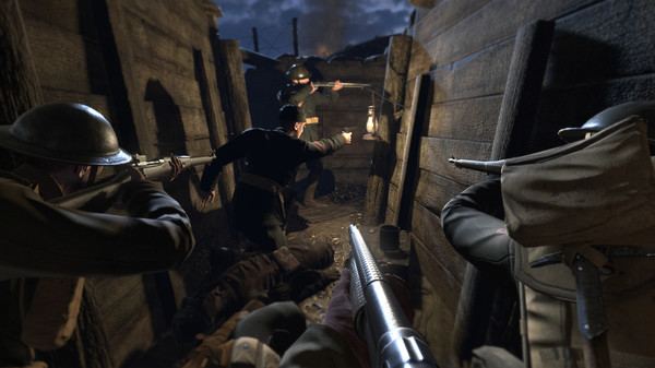 скриншот Verdun 3
