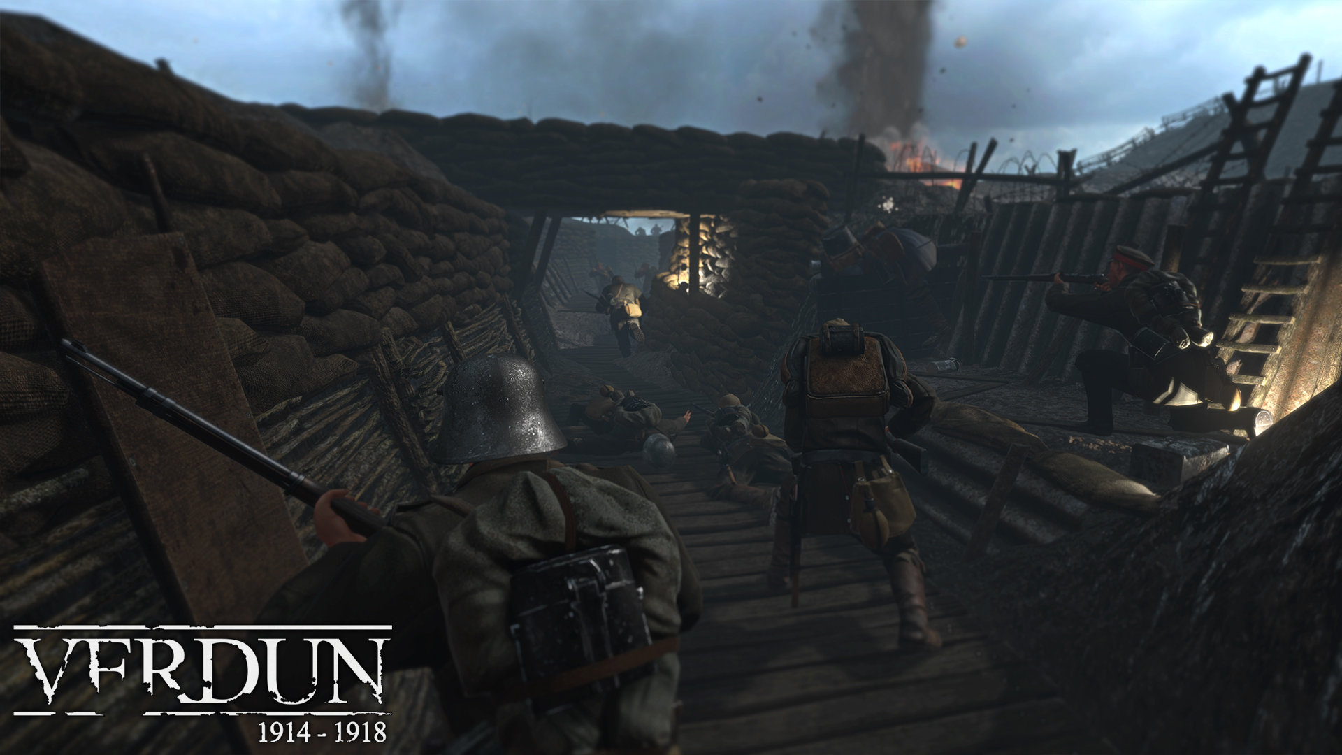 Verdun officially launches on Steam for Linux, Mac and Windows PC