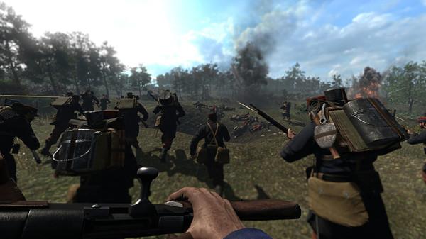 Скриншот №9 к Verdun