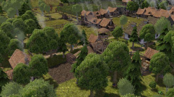 скриншот Banished 5